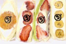 Sandwich Buah, Camilan yang Sedang Tren di Jepang