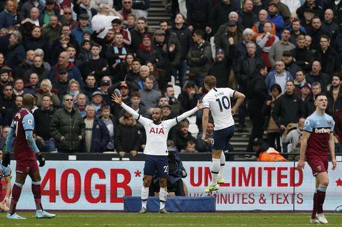 Hasil dan Klasemen Liga Inggris, Tottenham Dekati Arsenal