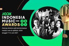 JOOX Ajak Penggemar Berkontribusi di JOOX Indonesia Music Awards 2021