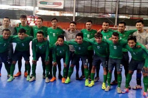 Pelatih Timnas Futsal Indonesia Tak Tahu Alasan Batal ke SEA Games