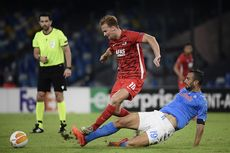 Napoli Vs AZ Alkmaar - Tumbang, Partenopei Menggelitik Lawan daripada Menyakiti...