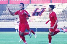 Timnas U-23 Indonesia Vs Iran, Garuda Unggul pada Babak Pertama