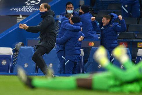 Final Piala FA Chelsea Vs Leicester: Thomas Tuchel Masih Marah