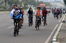 Untuk Pesepeda, Kementrian Perhubungan Akan Atur Tiga Hal Ini