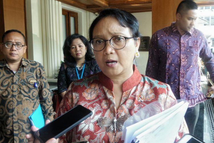 Temui Otoritas Myanmar, Menlu Retno Tawarkan Solusi untuk Warga ...