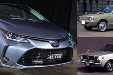 Napak Tilas Generasi Toyota Corolla di Indonesia