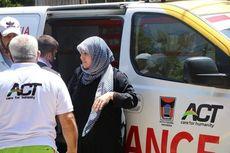 Viral Foto Ambulans Berlogo Pemkot Padang Membantu Warga Palestina, Ini Penjelasan Gubernur Sumbar