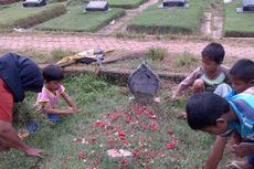 TPU Pondok Kelapa Krisis Lahan Pemakaman