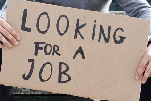 BPS: Jumlah Pengangguran Berkurang 50.000 Orang