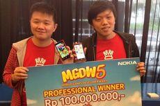 Game Mengejar Naga Juara Kompetisi Windows Phone