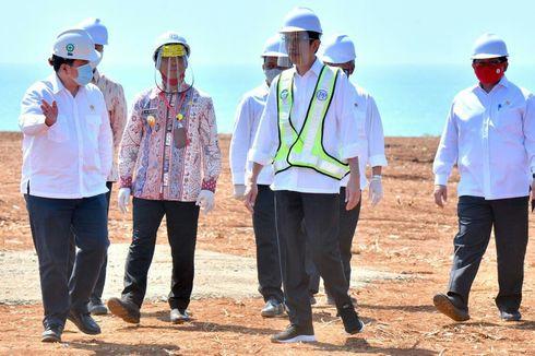 Pemerintah Siapkan Lahan Kawasan Industri Terpadu 4.000 Hektar di Batang