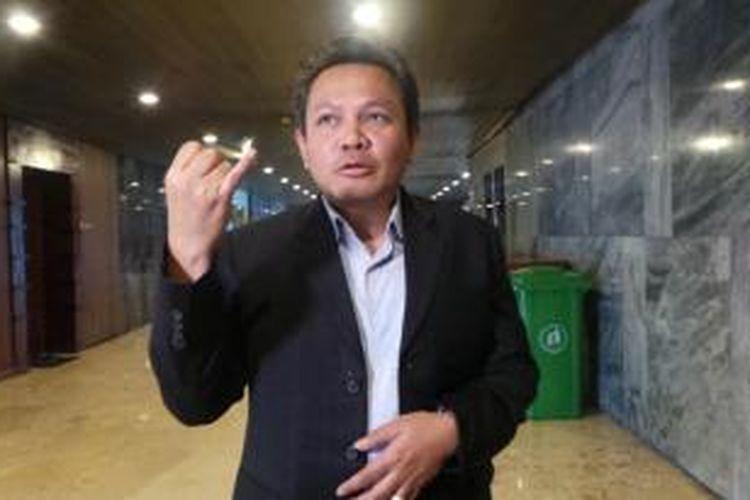 Wakil Ketua Komisi II DPR Khatibul Umam Wiranu