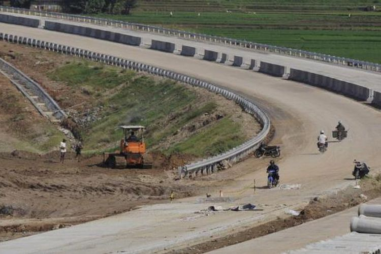 Ilustrasi proyek infrastruktur