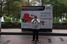 Perdana, Indonesia Ekspor Pengukur Kekuatan Jalan ke Timor Leste