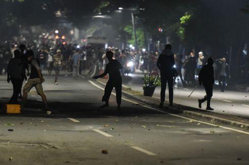 Polisi: Kericuhan di Depan Kantor Bawaslu Ulah Provokator