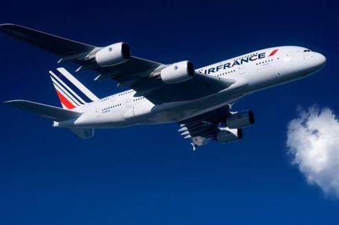 Perancis Larang Penerbangan Domestik Jarak Pendek, Ada Apa?