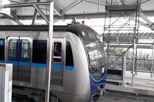 Rute MRT Fase 2 Diubah, Lokasi Pembangunan Depo Belum Diputuskan
