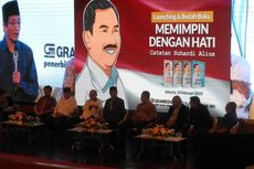 Di Peluncuran Buku Suhardi Alius, Ali Imron Bicara soal Deradikalikasi oleh BNPT