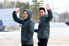 Juara Dunia Junior Tuntaskan Nazar Berjalan Kaki