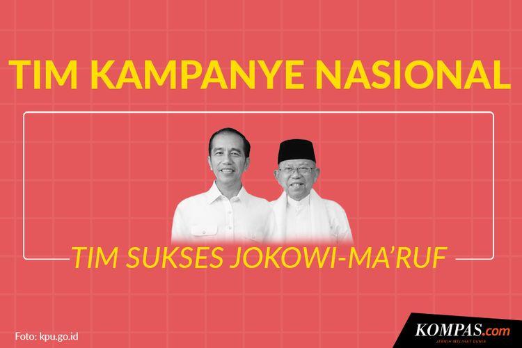Tim Sukses Jokowi-Maruf