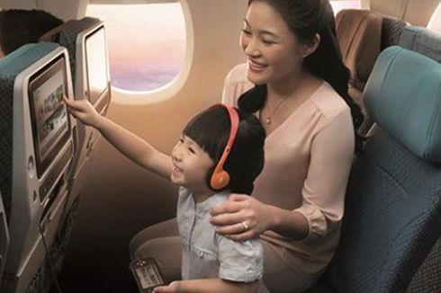 Singapore Airlines Perkenalkan Sistem Hiburan Teranyar