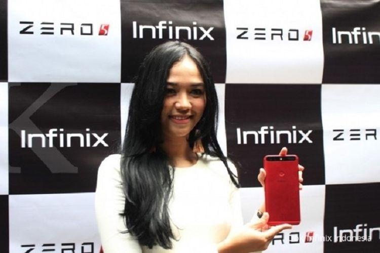 Smartphone Infinix Zero 5 resmi diluncurkan di Indonesia. Smartphone dengan kamera belakang ganda dan optical zoom ini tiba di Indonesia berselang 3 bulan dari peluncuran global Infinix di Dubai pada bulan November 2017 silam.