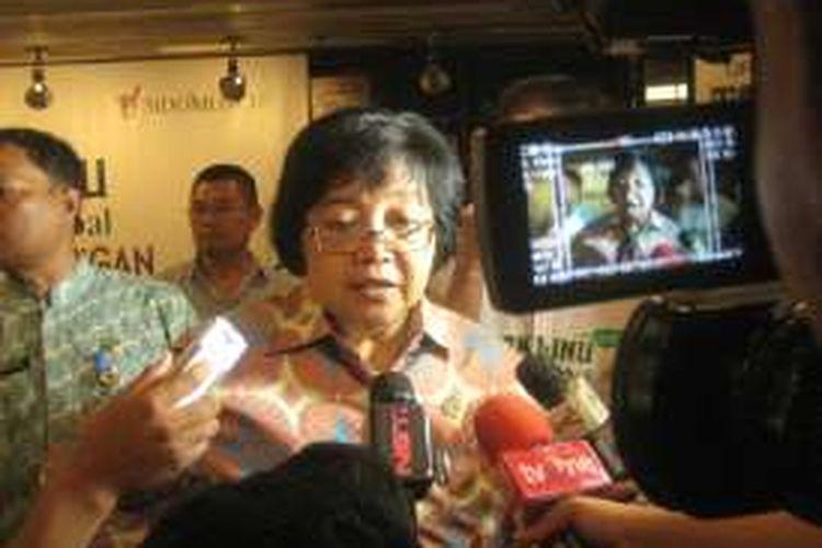 Menurut Menteri Lingkungan Hidup dan Kehutanan Siti Nurbaya Bakar, Indonesia tetap berkomunikasi dengan pihak Prancis ihwal kemajuan pembenahan lahan kelapa sawit berkelanjutan. Program pembenahan ini menyangkut pula lahan gambut dan kawasan hutan.