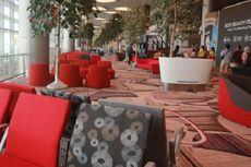 Luas Terminal 4 Bandara Changi Singapura Setara 27 Lapangan Bola
