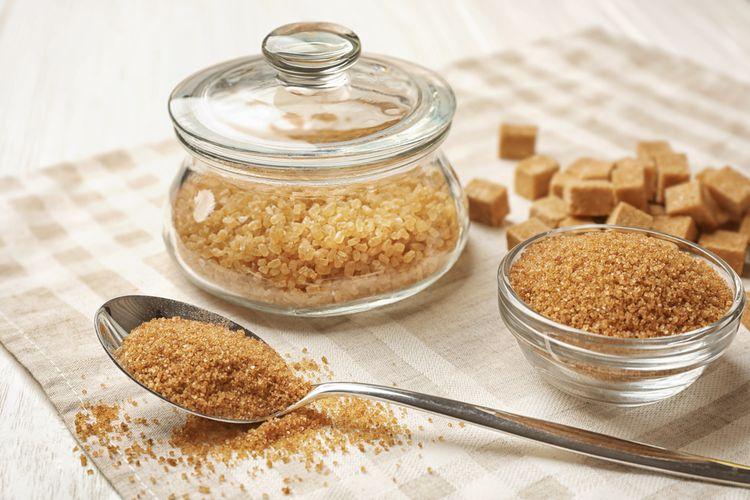 Ilustrasi brown sugar