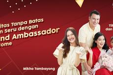 """Gandeng Mikha Tambayong dan Titi Kamal, IndiHome Ingin Masyarakat Nikmati """"Aktivitas Tanpa Batas"""""""