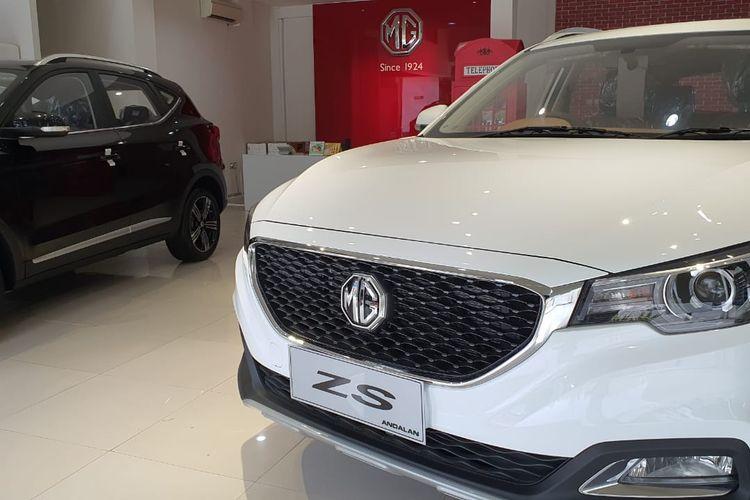 MG Andalan bangun tiga diler baru di Jakarta dan Bandung