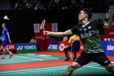 Indonesia Masters 2020, Nirgelar pada 2019 Tak Buat Anthony Ginting Terbebani