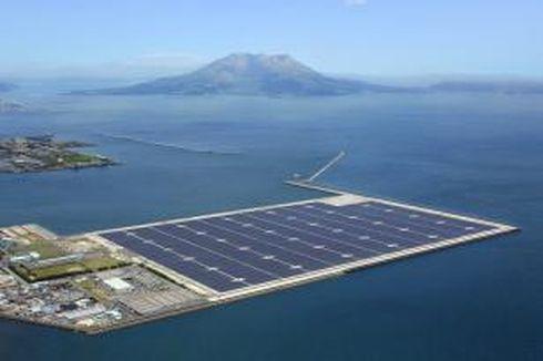 Edan... Jepang Bikin Panel Surya Raksasa!
