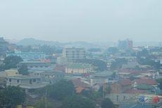 Kabut Asap, Jarak Pandang di Bandara Hang Nadim Turun Jadi 4.000 M