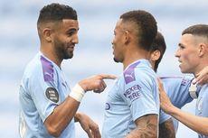 Cetak Hat-trick pada Laga Man City Vs Burnley, Riyad Mahrez Lewati Rekor Ronaldo