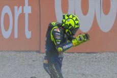Kegagalan Rossi Jadi Bahan Obrolan Peraih Podium MotoGP Catalunya