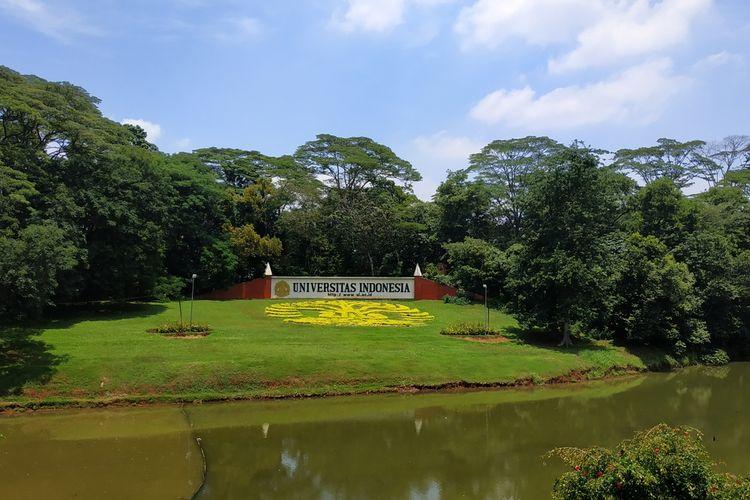 Universitas Indonesia, Depok, Jawa Barat.