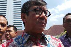 Jokowi Panggil Menkumham Bahas Revisi UU KPK