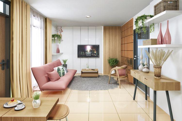 Keunggulan hunian  konsep growing house terletak pada fleksibilitas dalam proses pembangunannya. Pemilik rumah bisa mengatur sendiri bagian rumah yang akan dikembangkan.
