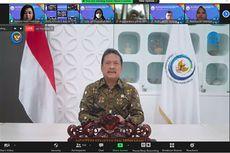 Dukung Pencapaian Program Prioritas, Kementerian KP Gelar Pelatihan Akbar Kelautan dan Perikanan