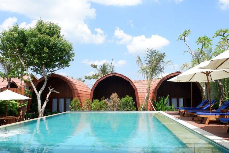 Penginapan di lombok, AloraVilla