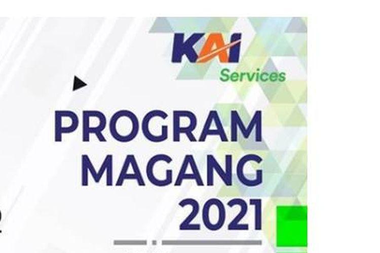 PT Reska Multi Usaha (RMU), selaku anak usaha PT Kereta Api Indonesia (KAI) membuka program magang pada 2021.