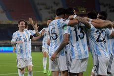 Argentina Vs Chile - Messi Menolak Disebut Jadi Tumpuan La Albiceleste