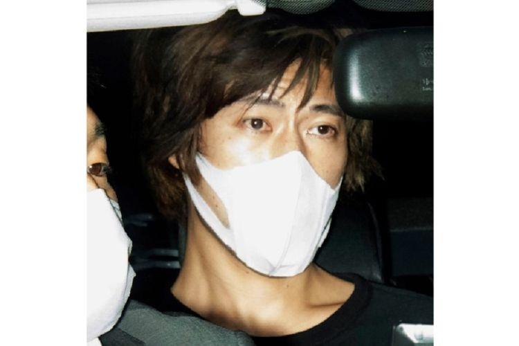 Yusuke Tsushima, pria berusia 36 tahun yang menjadi pelaku penikaman di Kereta Tokyo, Jepang, pada Jumat, 6 Agustus 2021.