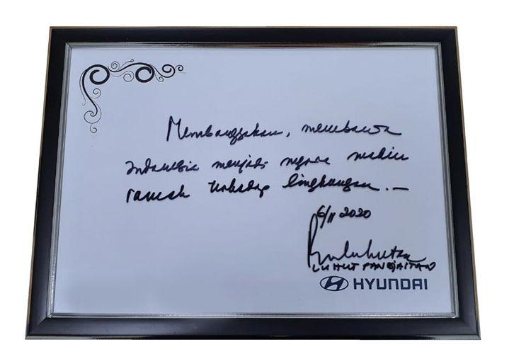 Menkomarves kunjugi pabrik Hyundai