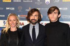 Juventus Tidak Konsisten, Putra Andrea Pirlo Dapat Ancaman Pembunuhan