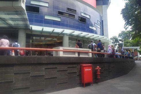 Gempa Sinabang Terasa di Medan, Pekerja dalam Gedung Bertingkat Panik
