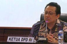 Irman Gusman Anggap Pemangkasan Masa Jabatannya Bertentangan dengan UU