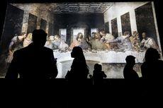 Guratan Kreativitas Leonardo Da Vinci dalam