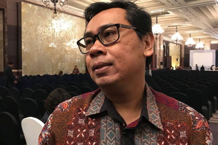 Direktur Eksekutif Center for Indonesia Taxation Analysis (CITA) Yustinus Prastowo